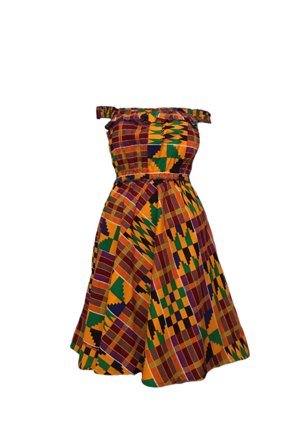 African dinner or summer dress